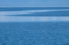 Layers of dreamy blue (zinnia2012) Tags: lake abstract calm ripples waterscape shadesofblue breezyday