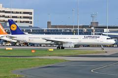 "D-AISJ Airbus A.321-231 Lufthansa MAN 20-12-15 (PlanecrazyUK) Tags: man manchester lufthansa ringway egcc airport"" airbusa321231 ""manchester daisj"