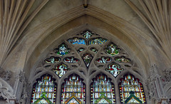 Lady Chapel Window, Ely