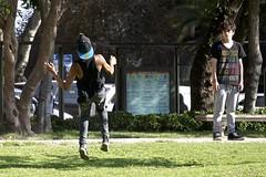 Parque Balmaceda (alobos Life) Tags: chile parque santiago friends summer man boys training de guys verano cuerpos juggling bodies providencia malabarismo 2016 ejercicios balmaceda