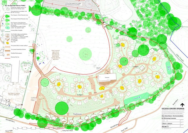 Site Plan with Constraints