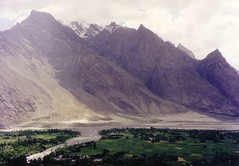 confluenceshigar (bartlebooth) Tags: pakistan film 35mm river asia karakoram 1998 shigar shigarvalley shigarriver