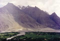 confluenceshigar (bartlebooth) Tags: pakistan film 35mm river asia karakoram 1998 shigar shigarvalley shigarriver