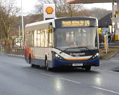 26018 - YX65 PZT (Cammies Transport Photography) Tags: road park bus coach fife hilton via 200 leisure alexander dennis mmc 19 stagecoach admiralty enviro rosyth in 26018 pzt yx65 yx65pzt