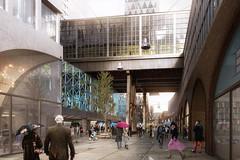 Проект бизнес-квартала для Берлина от COBE
