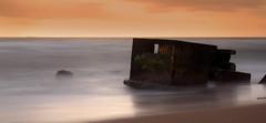Aberdeen Beach (PeskyMesky) Tags: longexposure sea mist seascape canon landscape scotland aberdeen northsea northeastscotland aberdeenbeach canoneos500d