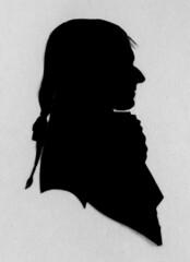 Nicolai Lysholm (1761 - 1814) (Trondheim byarkiv) Tags: silhouette norway norge profile archive norwegen archives noruega trondheim srtrndelag profil noorwegen silhuett trndelag schattenriss silhuet arkiv trondhjem lysholm trondheimkommune justisrd trondheimbyarkiv stadshauptmann mariewessel nicolailysholm torh41b40 franzliboriusschmitz f2960