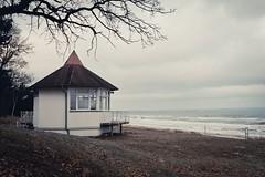 Binz (Jan Tervooren) Tags: winter sea vacation holiday beach strand island deutschland meer urlaub insel rügen ostsee deu pavillon binz mecklenburgvorpommern ostseebad strandpavillon