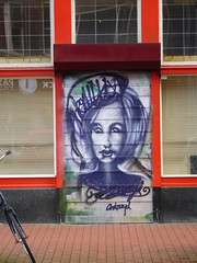 Onkruyd (Sicco2007) Tags: graffiti groningen stad