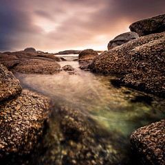 (jgrahamphoto) Tags: ocean africa longexposure sunset sea art water clouds southafrica nikon rocks capetown fineartphotography d800
