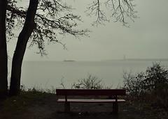 rainy (liebeslakritze) Tags: ship vessel balticsea raindrops ostsee regen steilkste regnerisch tropfen nass laboe falckenstein steepcoast kielfjord