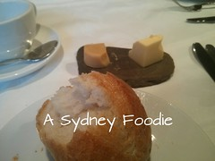 Bread and butter (asydneyfoodie4) Tags: bread butter surryhills 2010 thedevonshire