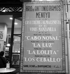 Bodega (Landahlauts) Tags: ceramica sevilla seville andalucia tiles andalusia andalusien sville andalousie azulejos andalusie manzanilla siviglia sanlucardebarrameda  andaluzia andaluzja sewilla andaluzio    endls      endulus     muralceramico    andalouzia andalusiya   ishbiliya fujifilmxpro1 fujifilmfujinonxf18mmf2  capitaldeandalucia