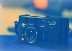 Yashica Auto Focus Motor (rolandmks7) Tags: camera yashica autofocusmotor