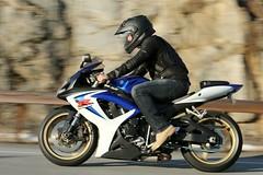 Suzuki GSX-R 1601310460w (gparet) Tags: road bridge curves scenic motorcycles bearmountain motorcycle overlook windingroad twisties goatpath goattrail