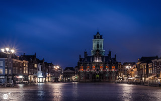 Delft in Blue [E X P L O R E]