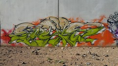 Duke... (colourourcity) Tags: streetart graffiti tsf awesome id style duke melbourne bunsen burner melbournegraffiti cka melbournestreetart burncity colourourcity melboruneburners