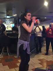 "Wednesday night karaoke at Sunset Downtown Water Street in Henderson Nevada • <a style=""font-size:0.8em;"" href=""http://www.flickr.com/photos/131449174@N04/25080470155/"" target=""_blank"">View on Flickr</a>"