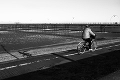 Morning cycle ride (paul_taberner_photography) Tags: cycling bikes southport