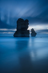 Two of Twelve (Rodney Campbell) Tags: longexposure au australia victoria greatoceanroad cpl princetown gor gnd09 bigstopper