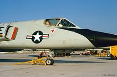 USAF, Convair F-106A Delta Dart (Ron Monroe) Tags: usaf interceptor convair unitedstatesairforce f106 deltadart tyndalafb williamtell1972