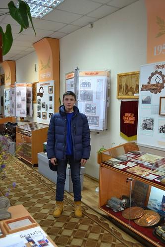 Экскурсия на ЛВРЗ 21.12.2015