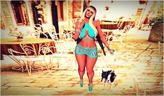 LooK ♥17# (Wredziaa & Fabian50000pl) Tags: dog pose hair shoes fb piercing rings punch swallow muschi bangles punci ryca fwfashion {h}queenz
