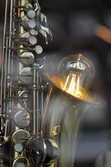 jazz is my light. (ros-marie) Tags: jazz musik saxofon fotosondag fs160306