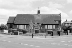 (Ian Justice) Tags: uk church 35mm design sheffield delta roam