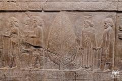 Bas-relief (andrea.prave) Tags: uk england london museum persian museu muse londres museo britishmuseum londra mesopotamia babilonia basrelief inghilterra  mze    bassorilievo periani bajorrelieve    babilon