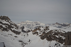 Panorama da Forcella Giau