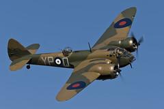 Bristol Blenheim IF - 9 (NickJ 1972) Tags: show bristol aviation victory airshow if blenheim iv cosby mkiv the 2015 mk1 mki bolingbroke i gbpiv ypq l6739