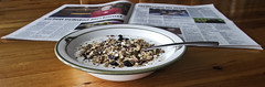 Morgon (slogg) Tags: breakfast homemade morgon msli fotosndag fs160313