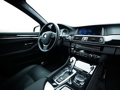 BMW 530d: Interior (SBJRN) Tags: road trip car leather logo denmark automobile european driving diesel interior transport performance engine twin style naturallight highlights m turbo bmw fullframe detailed carphotography luxurious canonef2470mmf28l 530d canon6d bilfotograf asbjrnandersen