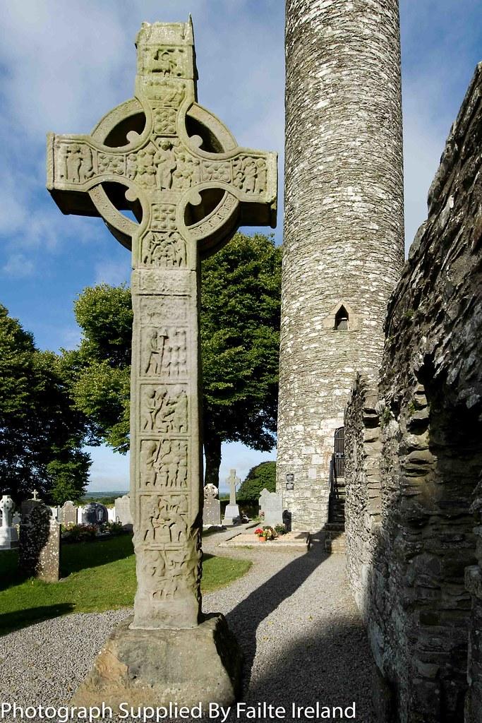Monasterboice, County Louth - Monasterboice High Cross