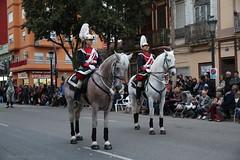 Semana Santa (10) (Maurits van den Toorn) Tags: horse valencia easter spain holy knight procession pferd spanien semanasanta paard cabanyal pasen ritter ridder processie paasfeest