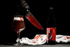 DSC_6632p (vermut22) Tags: beer bottle blood beers brewery birra piwo biere beerme beertime browar butelka