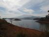 A glimpse of the reservoir (Jackie & Dennis) Tags: india wayanad rwh kalpetta bansura ramblersworldwideholidays kuttiyamvayall spicesplantationshillstations banasuraislandretreat