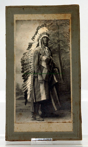 Native American Photo - $467.50 (Sold August 28, 2015)