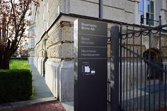 Brse Mnchen (schulzthomas874) Tags: munich mnchen bayern stock ag exchange bayerische brse karolinenplatz