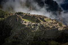 20151103 - Machu Picchu 053 (blogmulo) Tags: morning travel light peru archaeology machu picchu fog inca cuzco landscape ruins cusco machupicchu