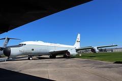 US Air Force Museum Dayton OH (osubuckialum) Tags: ohio museum plane military oh airforce wpafb dayton aria birdofprey usairforcemuseum 60374 ec135e operationlookingglass boeingec135earia