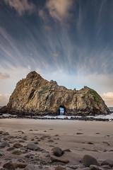 looking through the Keyhole_SMB0773 (captured by bond) Tags: ocean beach nikon bigsur beachlife califorinia oceanscape stevebond seetheworld keyholerock getoffthecouch stevebondphotography