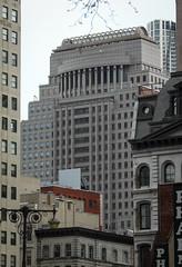 IMG_0202 (kz1000ps) Tags: nyc newyorkcity architecture construction downtown cityscape realestate manhattan pomo tribeca urbanism development postmodernism postmodernist federalofficebuilding tedweiss