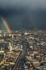 HC9Q9592-1a (rodwey2004) Tags: london skyline landscape rainbow landmark riverthames theshard