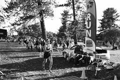 Run (Phil Roeder) Tags: blackandwhite film race iowa crosscountry runner ilforddelta400 desmoines leicaflex leicaflexsl