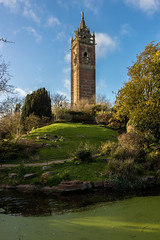 Cabot Tower (geravillag) Tags: uk trees sunset england green nature canon bristol landscape parks cabottower brandonhill bristoluk eos750d rebelt6i