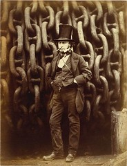 "This is Isambard Kingdom Brunel, who is said to be ""one of the most ingenious and prolific figures in engineering history"" as well as ""one of the greatest figures of the Industrial Revolution."" Today is his birthday, and this photo is from 1857. [800x1044 (Histolines) Tags: from birthday history this is photo who kingdom retro well be his timeline said today brunel isambard 1857 vinatage historyporn histolines oneofthemostingeniousandprolificfiguresinengineeringhistory oneofthegreatestfiguresoftheindustrialrevolution 800x1044 httpifttt1s3xuu8"