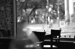 Ya sufriste cosas mejores que éstas y vas a andar ésta ruta, hoy, cuando anochezca (...)   Ph & Edit: Romina Barrenechea  ©2014 (romichea) Tags: blackandwhite byn blancoynegro argentina photo buenosaires momento soledad ph mirada bnw baires