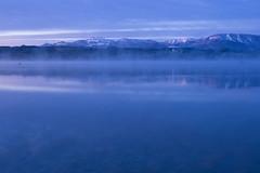 silence (DunkelBunt_) Tags: morning sea sun sunrise am sonne sonnenaufgang morgens simssee baierbach